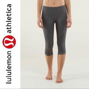 Lululemon Athletica In the Flow Cropped Leggings